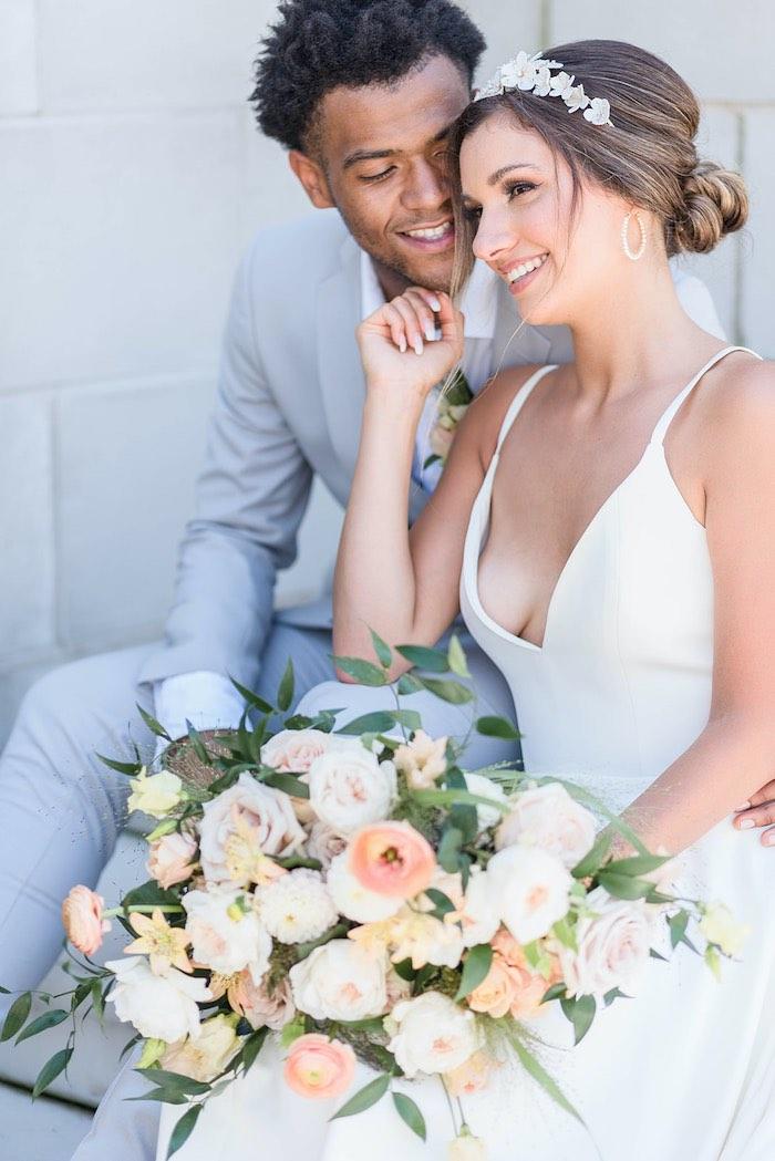 Park Chateau Garden Wedding on Kara's Party Ideas | KarasPartyIdeas.com (15)
