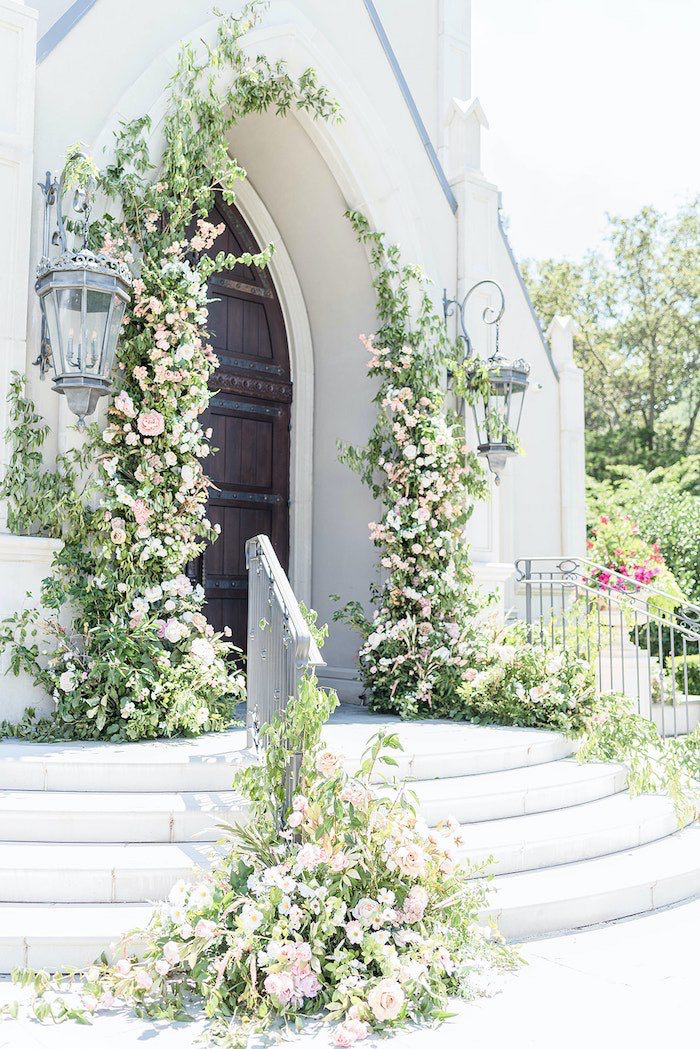 Park Chateau Garden Wedding on Kara's Party Ideas | KarasPartyIdeas.com (14)
