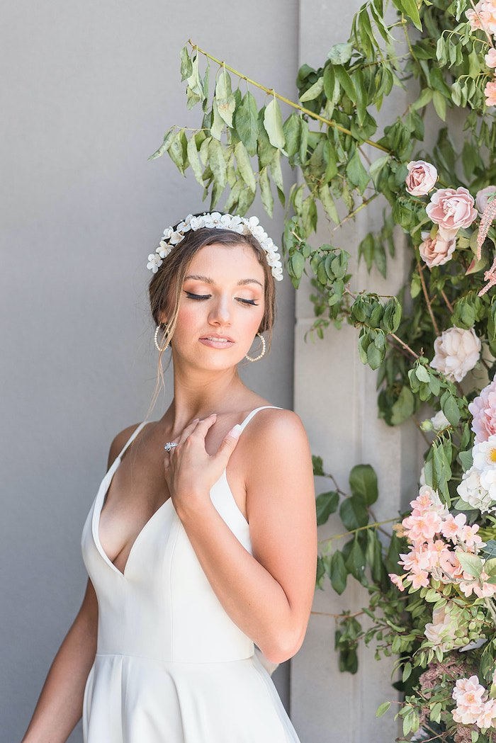 Park Chateau Garden Wedding on Kara's Party Ideas | KarasPartyIdeas.com (12)