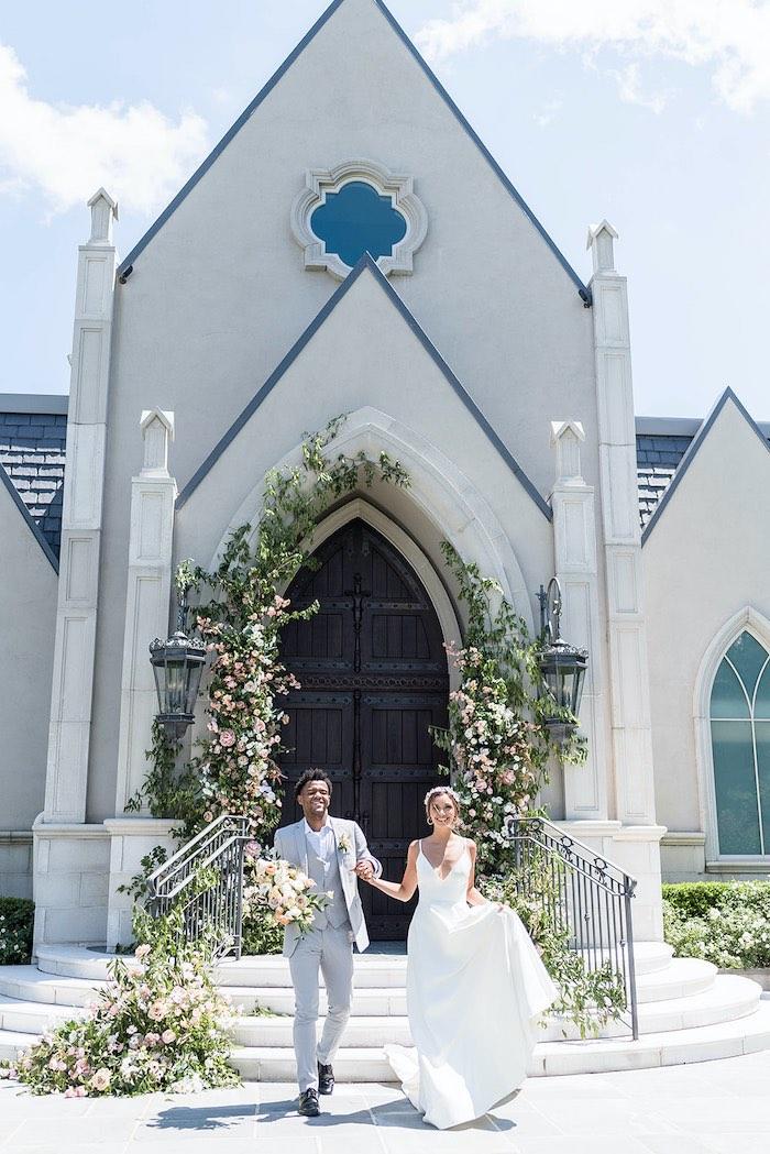 Park Chateau Garden Wedding on Kara's Party Ideas | KarasPartyIdeas.com (11)