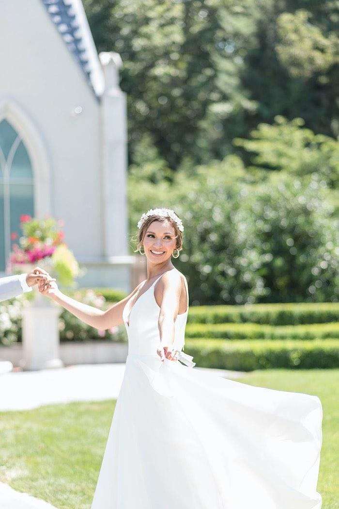 Park Chateau Garden Wedding on Kara's Party Ideas | KarasPartyIdeas.com (10)