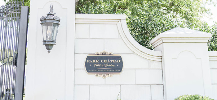 Park Chateau Garden Wedding on Kara's Party Ideas | KarasPartyIdeas.com (1)