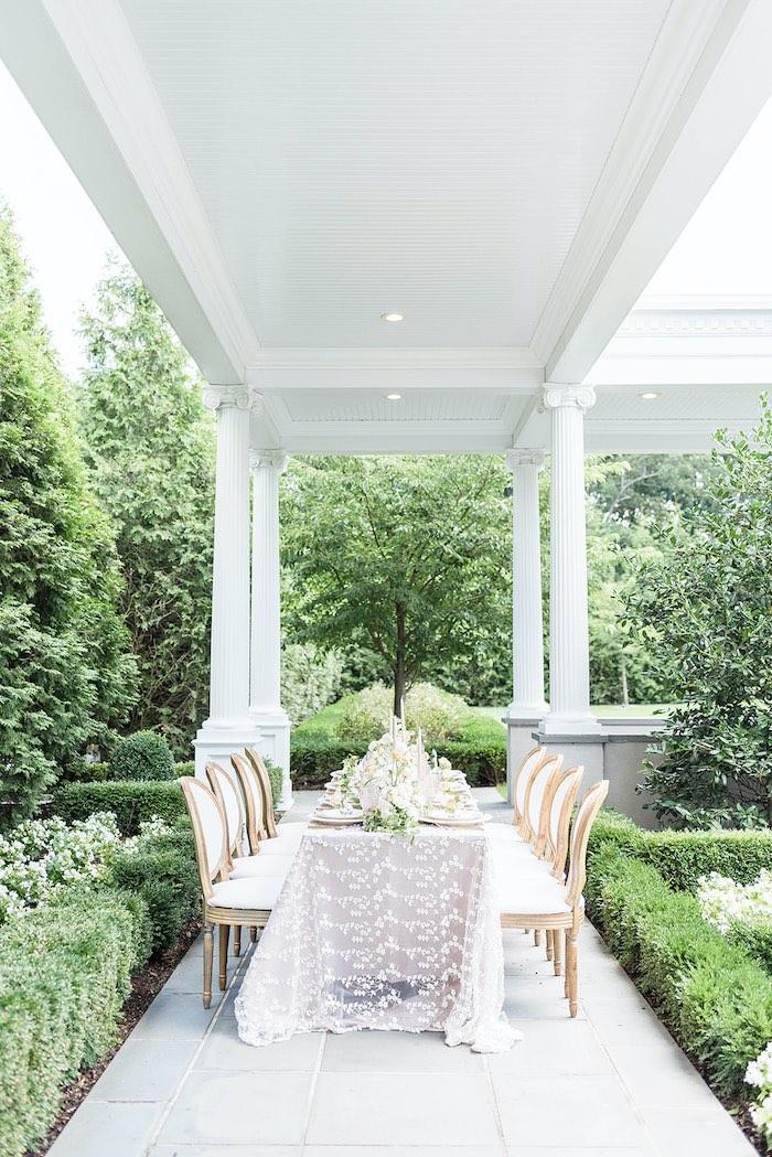 Park Chateau Garden Wedding on Kara's Party Ideas | KarasPartyIdeas.com (37)