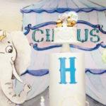 Pastel Circus Party on Kara's Party Ideas | KarasPartyIdeas.com (2)