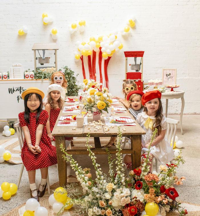 Popcorn Party on Kara's Party Ideas | KarasPartyIdeas.com (13)
