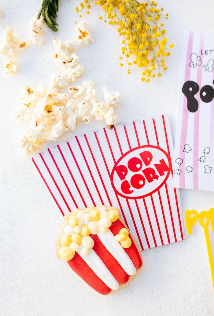 Popcorn Party on Kara's Party Ideas | KarasPartyIdeas.com (39)