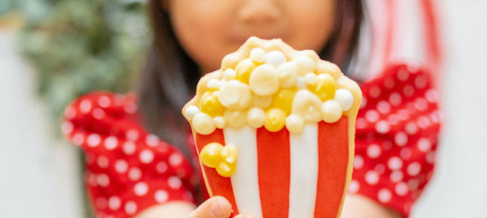 Popcorn Party on Kara's Party Ideas | KarasPartyIdeas.com (1)
