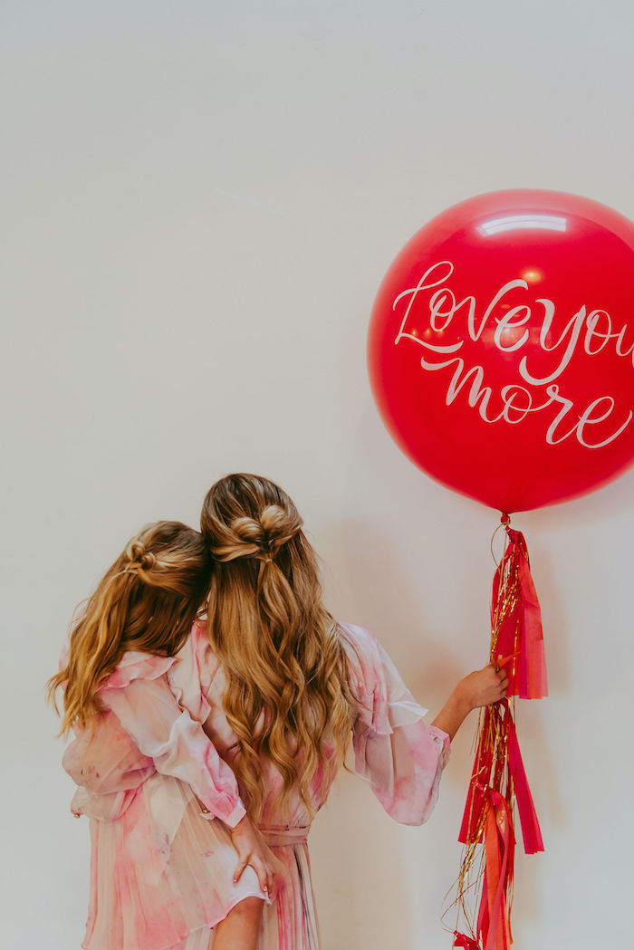 Posh Mother-Daughter GALentine's Day Party on Kara's Party Ideas | KarasPartyIdeas.com (31)