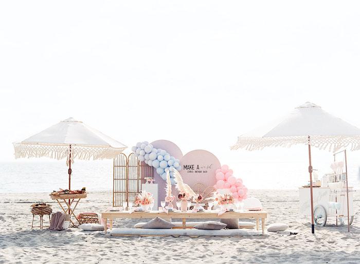 Seaside Birthday Brunch on Kara's Party Ideas   KarasPartyIdeas.com (18)