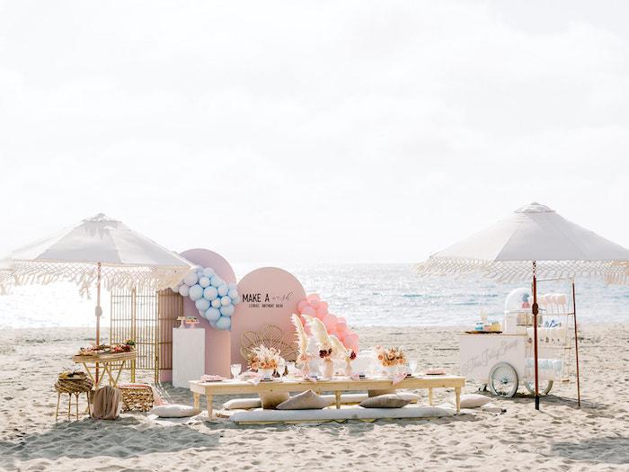 Seaside Birthday Brunch on Kara's Party Ideas   KarasPartyIdeas.com (34)
