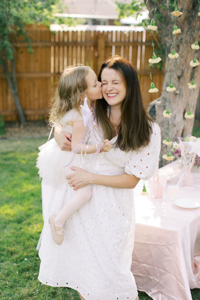 Sweet Pink Ballerina Birthday Party on Kara's Party Ideas | KarasPartyIdeas.com (6)