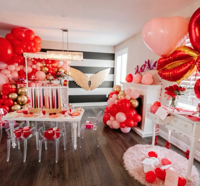 Valentine Cupid Party for Kids on Kara's Party Ideas | KarasPartyIdeas.com (8)