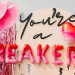 """""""You're a Heartbreaker"""" Rock & Roll Valentine's Day Party on Kara's Party Ideas 