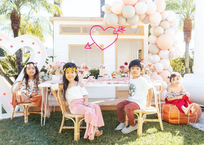 70's Valentine Love Bug Party on Kara's Party Ideas | KarasPartyIdeas.com (33)