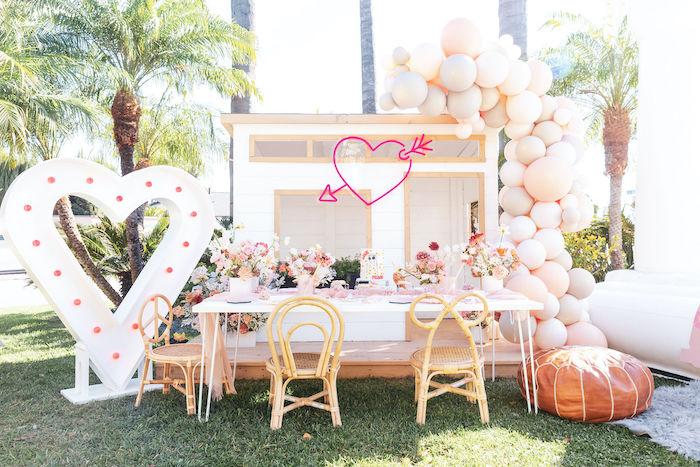 70's Valentine Love Bug Party on Kara's Party Ideas | KarasPartyIdeas.com (32)