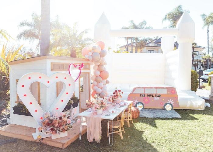70's Valentine Love Bug Party on Kara's Party Ideas | KarasPartyIdeas.com (31)