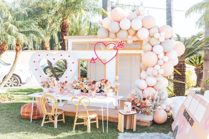 70's Valentine Love Bug Party on Kara's Party Ideas | KarasPartyIdeas.com (21)