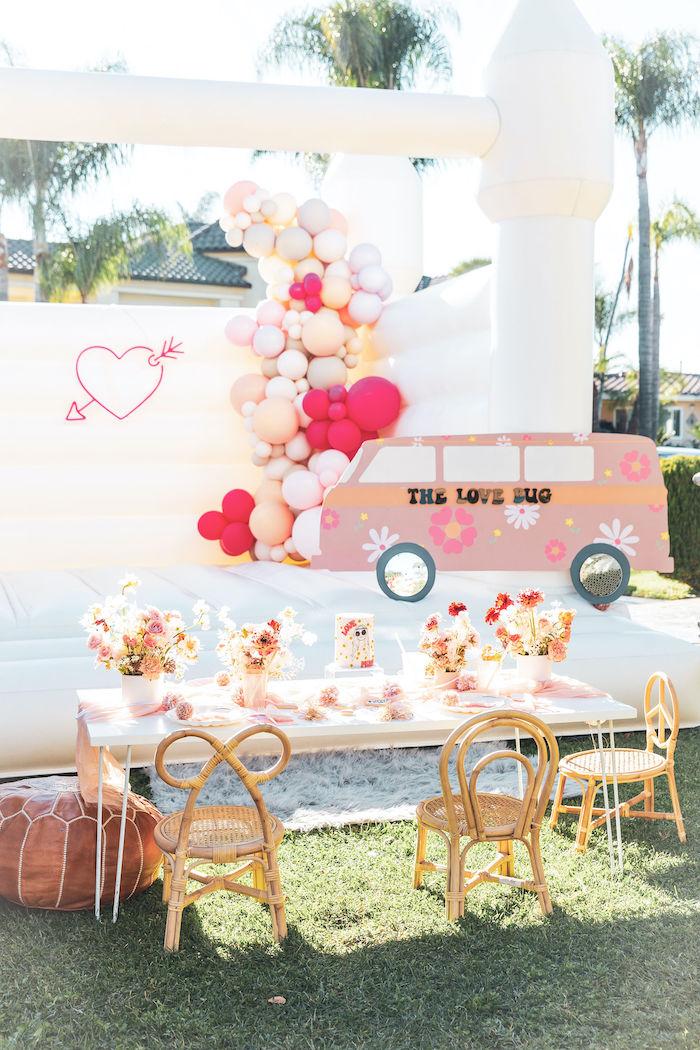 70's Valentine Love Bug Party on Kara's Party Ideas | KarasPartyIdeas.com (11)