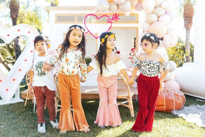 70's Valentine Love Bug Party on Kara's Party Ideas | KarasPartyIdeas.com (36)