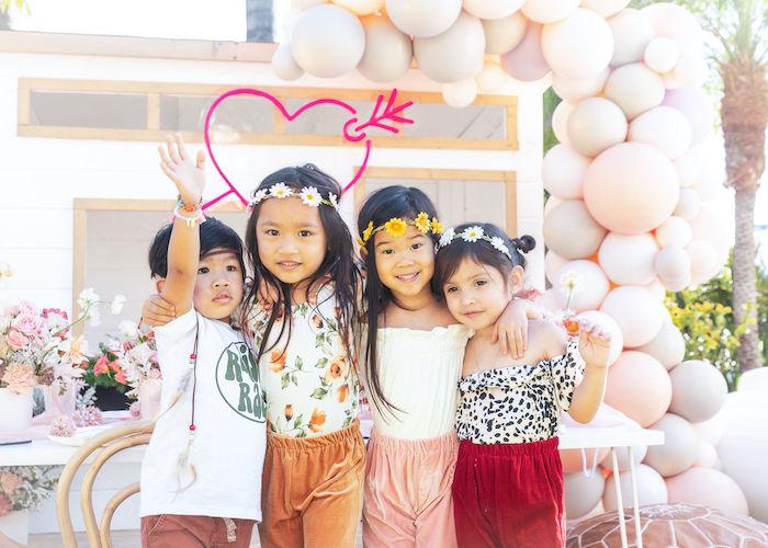 70's Valentine Love Bug Party on Kara's Party Ideas | KarasPartyIdeas.com (35)