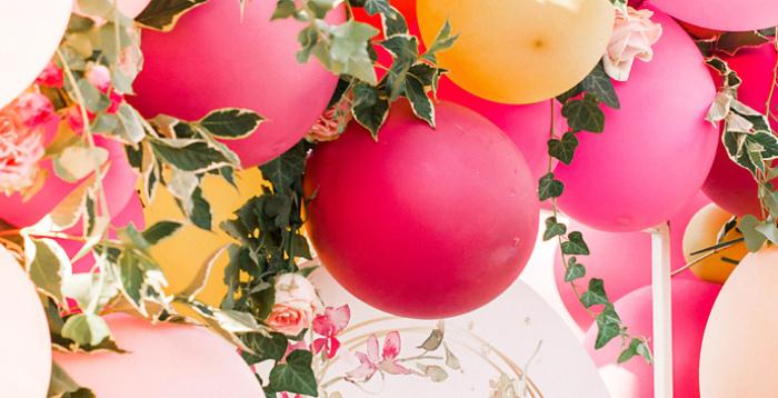 Elegant Floral Baptism Party on Kara's Party Ideas | KarasPartyIdeas.com (5)