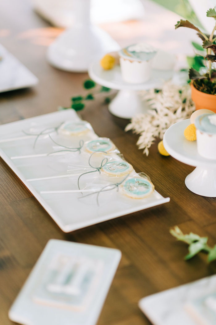 Hermes Greek God Inspired Christening Party on Kara's Party Ideas | KarasPartyIdeas.com (13)