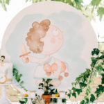 Hermes Greek God Inspired Christening Party on Kara's Party Ideas | KarasPartyIdeas.com (1)