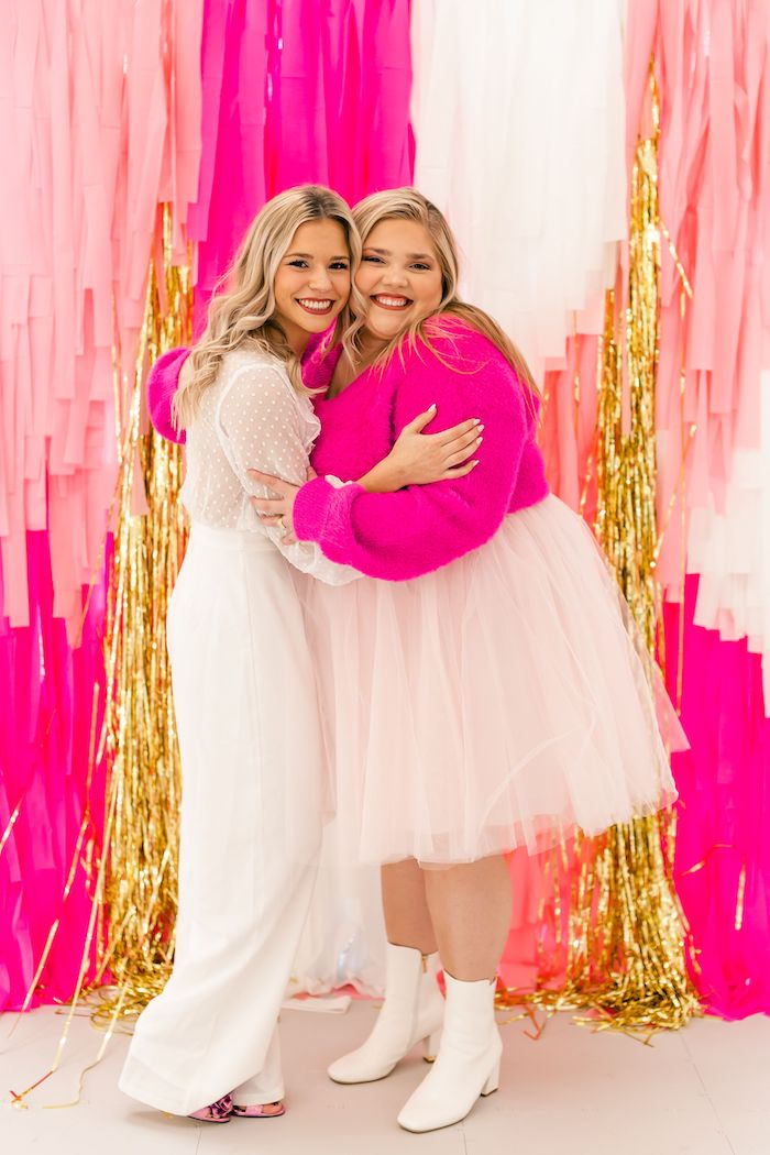 Ombré Galentines on Kara's Party Ideas | KarasPartyIdeas.com (22)