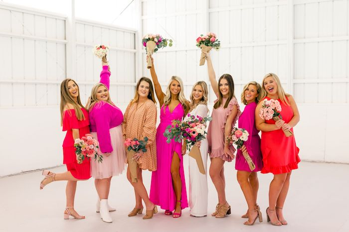 Ombré Galentines on Kara's Party Ideas | KarasPartyIdeas.com (4)