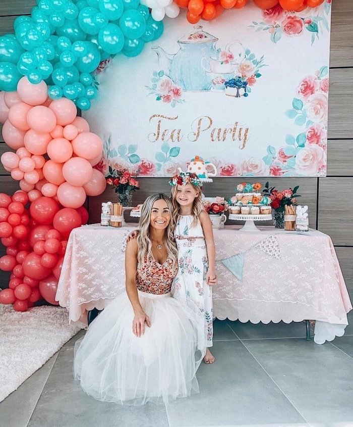 Spa Birthday Tea Party on Kara's Party Ideas | KarasPartyIdeas.com (12)