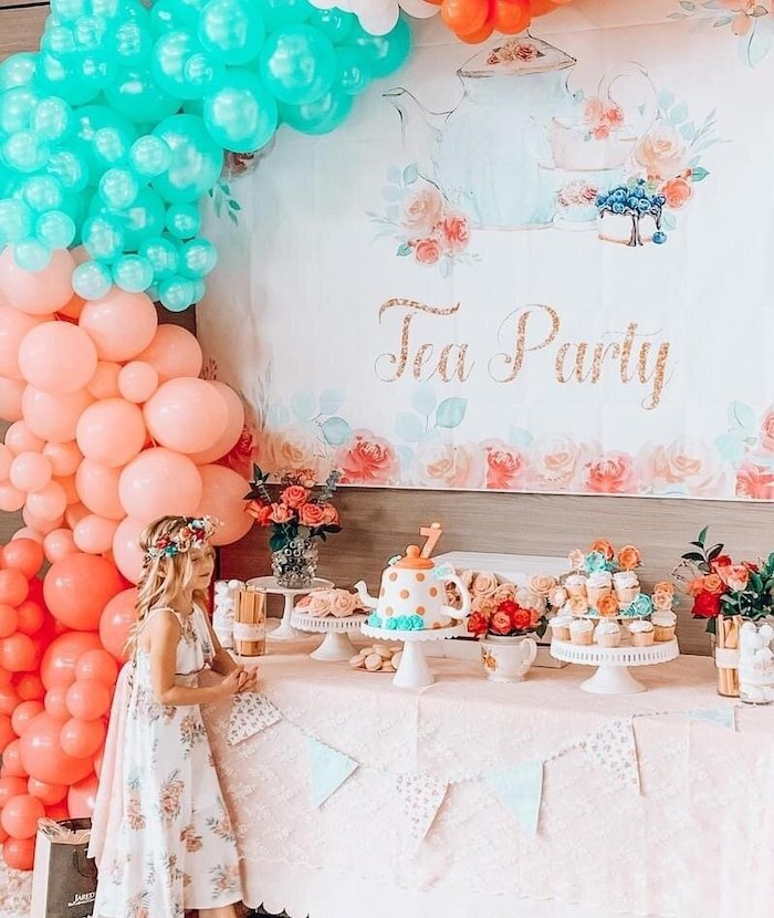 Spa Birthday Tea Party on Kara's Party Ideas | KarasPartyIdeas.com (5)