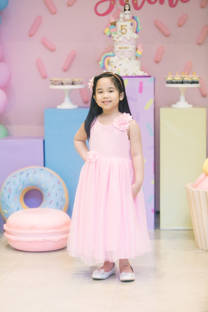 Sweets & Unicorns Birthday Party on Kara's Party Ideas | KarasPartyIdeas.com (5)