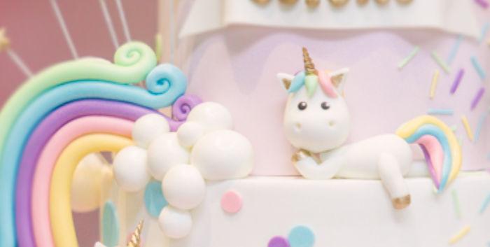 Sweets & Unicorns Birthday Party on Kara's Party Ideas | KarasPartyIdeas.com (4)