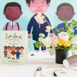 """""""Little Legends, Exceptional Men in Black History"""" Birthday Party on Kara's Party Ideas 