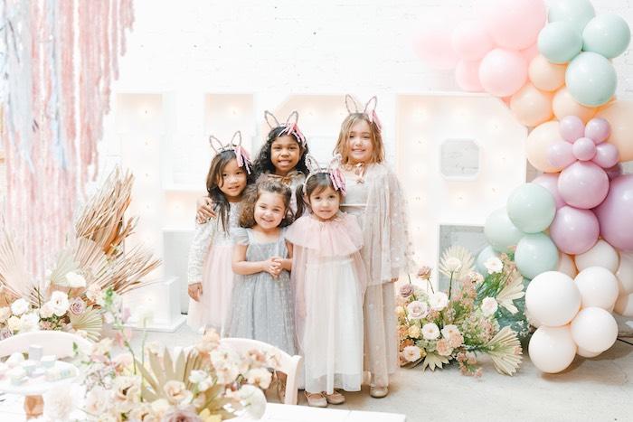 Boho Pastel Easter Party on Kara's Party Ideas | KarasPartyIdeas.com (32)