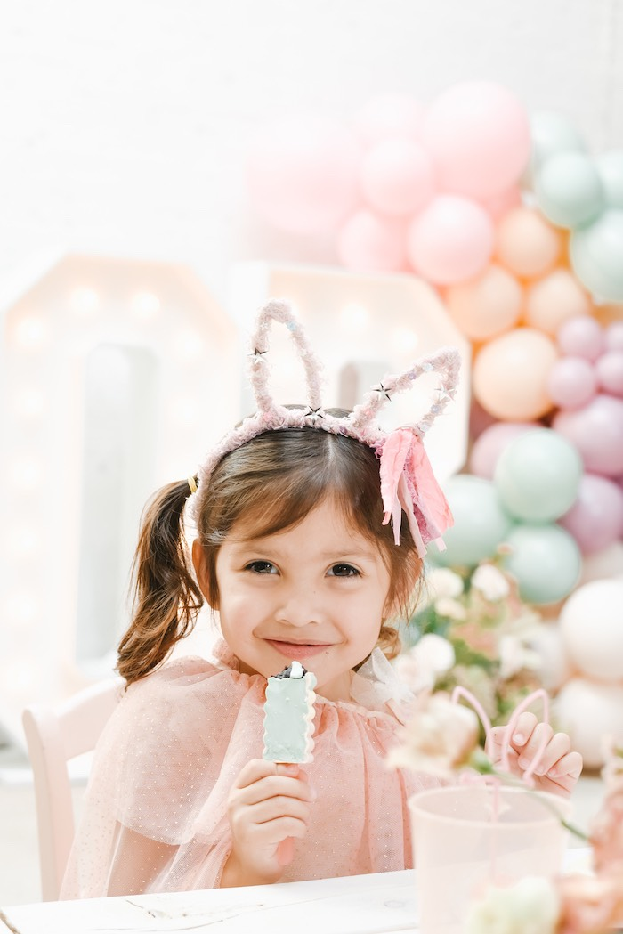Boho Pastel Easter Party on Kara's Party Ideas | KarasPartyIdeas.com (29)