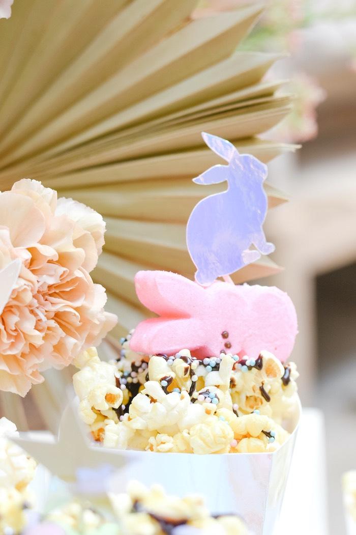 Boho Pastel Easter Party on Kara's Party Ideas | KarasPartyIdeas.com (16)