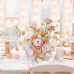 Boho Pastel Easter Party on Kara's Party Ideas | KarasPartyIdeas.com (2)