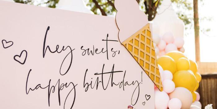 Drive-by Ice Cream Party on Kara's Party Ideas | KarasPartyIdeas.com (1)