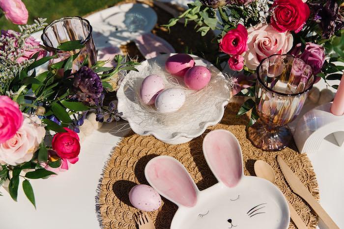 Easter Love Bunny Party on Kara's Party Ideas | KarasPartyIdeas.com (20)
