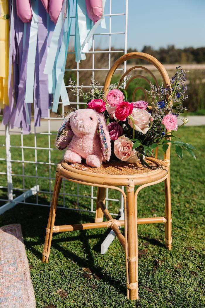 Easter Love Bunny Party on Kara's Party Ideas | KarasPartyIdeas.com (18)