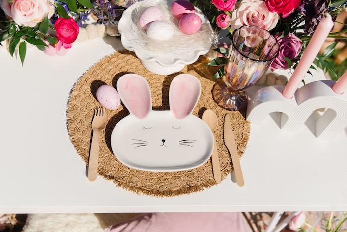 Easter Love Bunny Party on Kara's Party Ideas | KarasPartyIdeas.com (17)