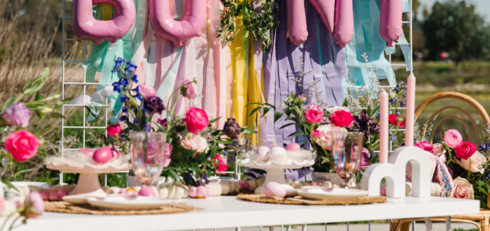 Easter Love Bunny Party on Kara's Party Ideas | KarasPartyIdeas.com (2)