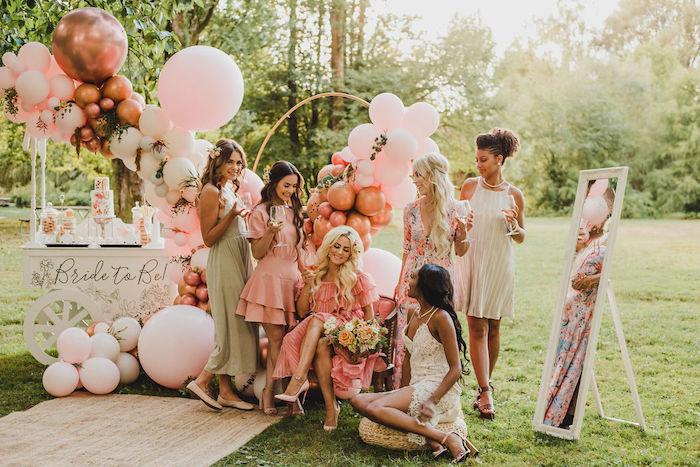 Glam Bridal Shower Picnic on Kara's Party Ideas | KarasPartyIdeas.com (9)