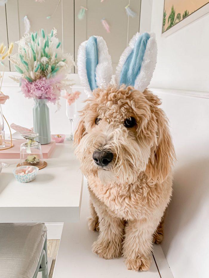 Pastel Easter Tablescape on Kara's Party Ideas | KarasPartyIdeas.com (7)