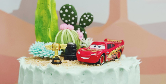 Retro Radiator Springs Birthday Party on Kara's Party Ideas | KarasPartyIdeas.com (3)