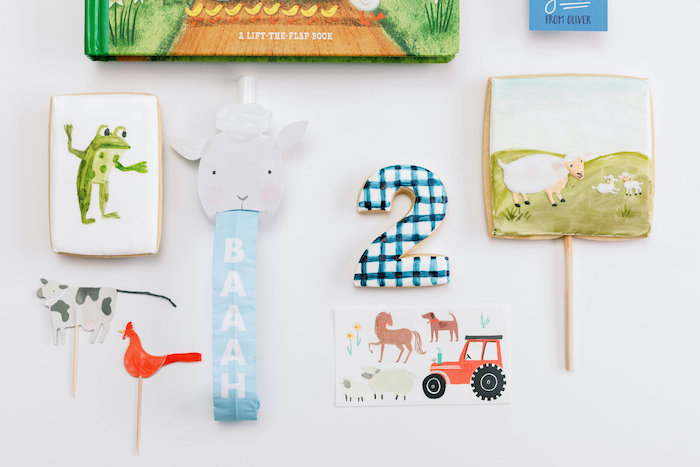 """Little Blue Truck"" Inspired Birthday Party on Kara's Party Ideas | KarasPartyIdeas.com (31)"
