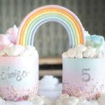 """You are Magical"" Rainbows + Unicorns Birthday Party on Kara's Party Ideas | KarasPartyIdeas.com (2)"