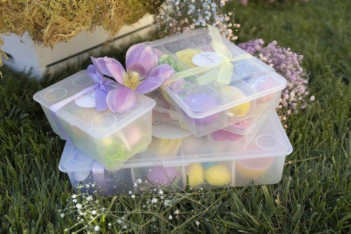 Sensory Kits from a Blooming Spring Garden Party on Kara's Party Ideas | KarasPartyIdeas.com (17)