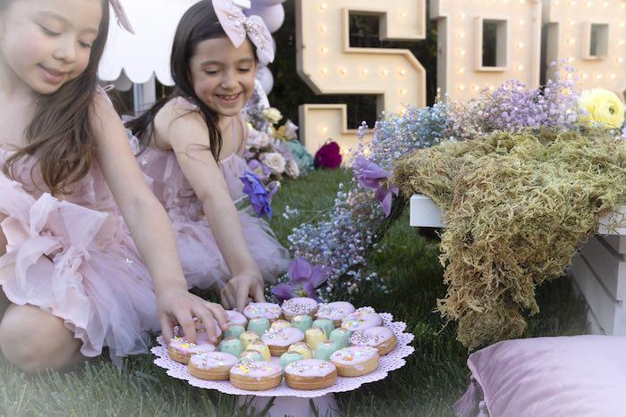 Blooming Spring Garden Party on Kara's Party Ideas | KarasPartyIdeas.com (10)